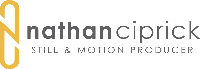 Logo for a Freelance Photography and Video Producer