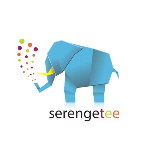 Serengetee Logo Concept