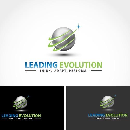 Leading Evolution needs a new logo
