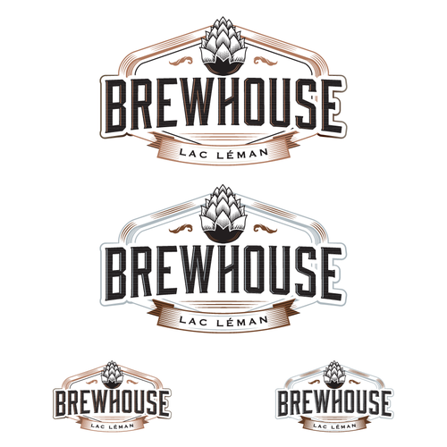 Logo concept for Brewhouse