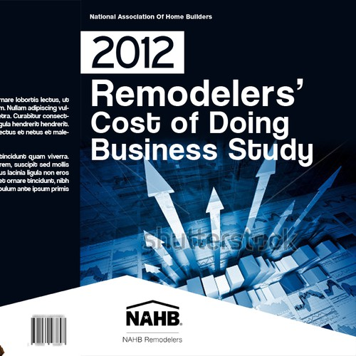 Book Cover Design Wanted for Remodelers Business Study