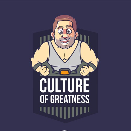 Logo For Culture of greatness