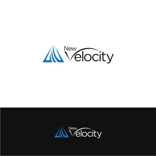 New velocity logo design
