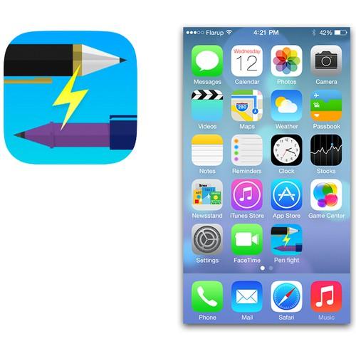 Mobile Game Intuitive Icon Design