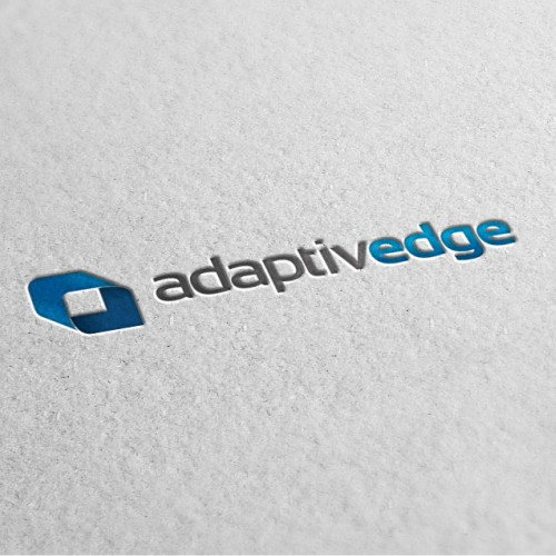 Help AdaptivEdge with a new logo