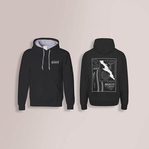 Hoodie design for BajaKits