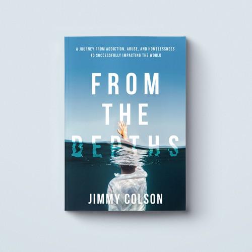 Impactful book cover design