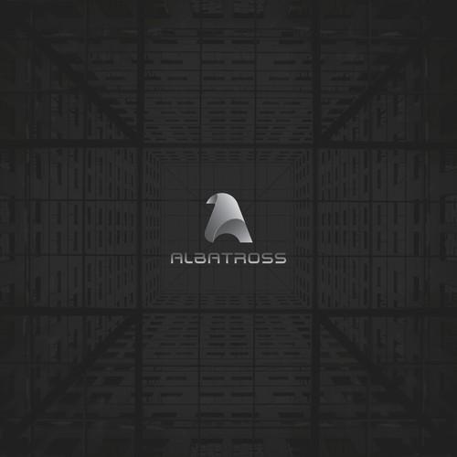 Logo for a Retail Company, Albatross
