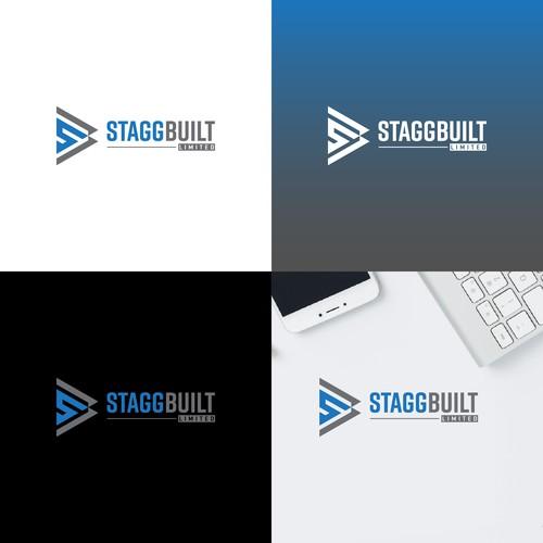 Stagg Built Ltd Logo Contest