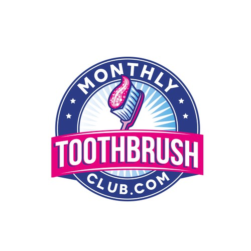 logo toothbrush