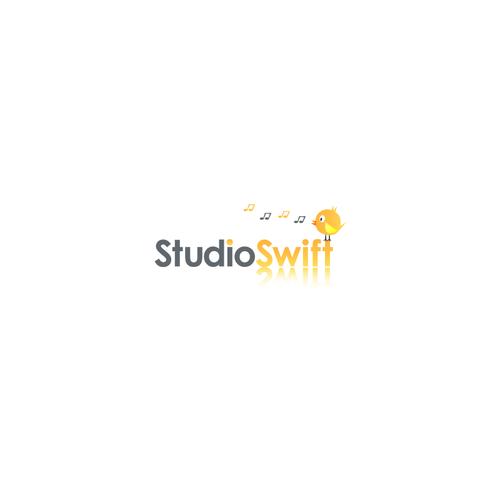 StudioSwift Logo Design