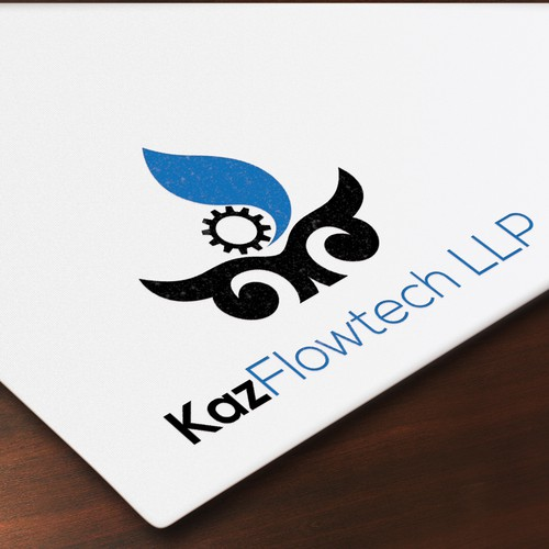 "Logo for ""KazFlowtech LLP"""