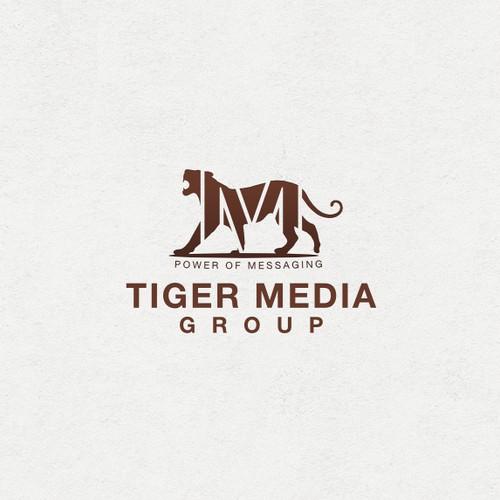 Tiger Media Group needs a new logo