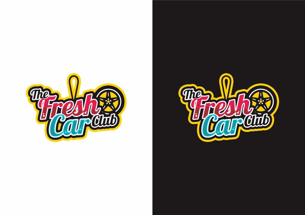 Need an Eye-catching Illustration logo for Car Air Freshener brand