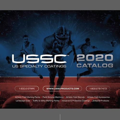 Sports Company Catalog Cover
