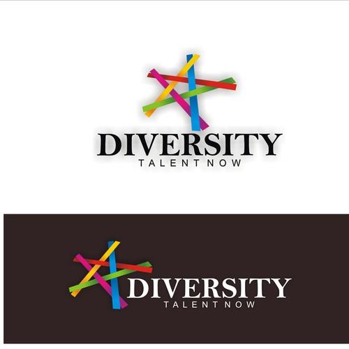 Logo Needed for a Revolutionary, Internet Company Promoting Diversity