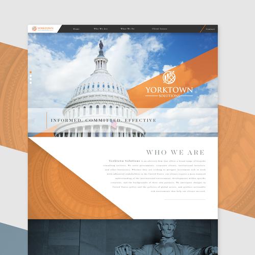 Yorktown Website