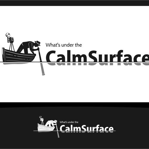 Logo for Calm Surface