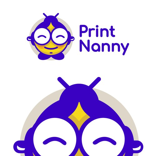 Nanny Design for a Printing Company