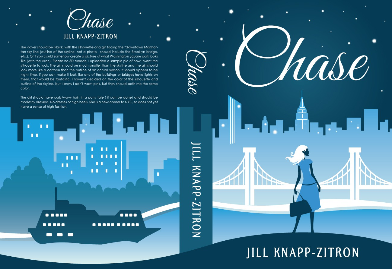 Book Cover Needed for Chase