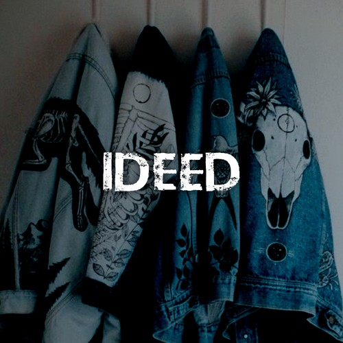 IDeed...hand-painted denim jackets