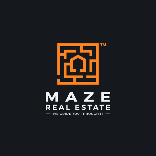 Maze Real Estate logo