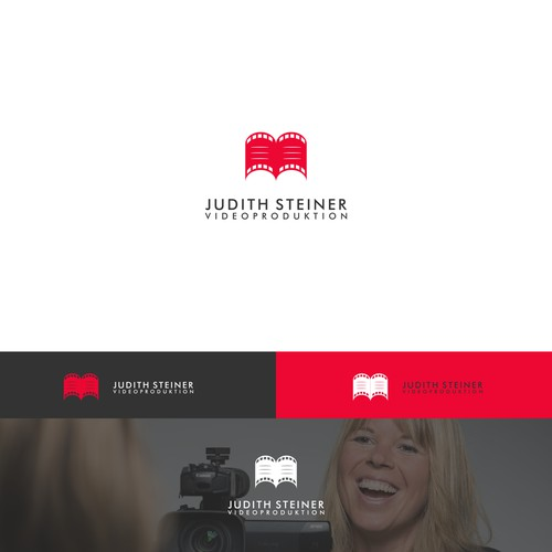 Logo for video producer and teacher