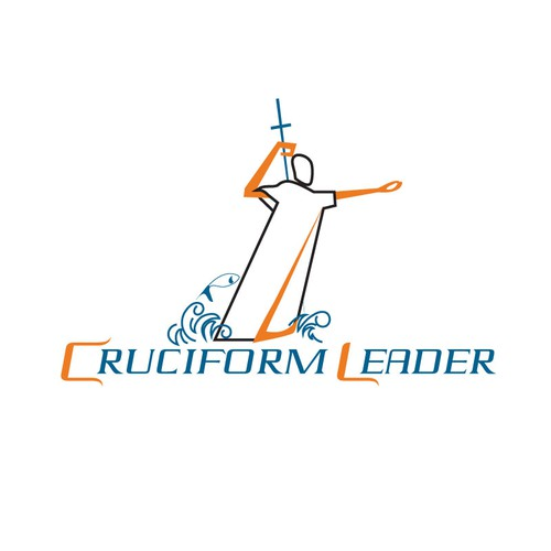 Create an engaging logo for Cruciform Leader