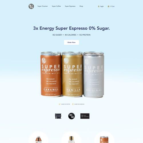 drinksupercoffee.com