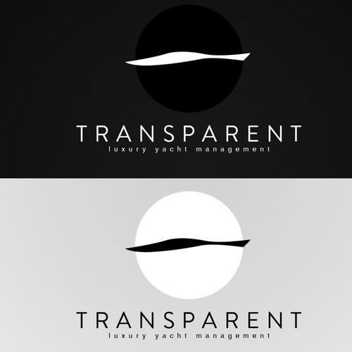 logo for TRANSPARENT Luxury Yacht Management