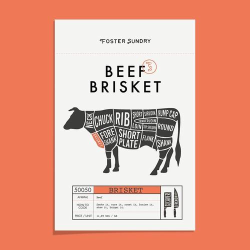 butcher shop signs