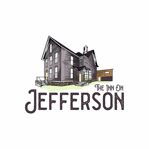 the inn on jefferson logo