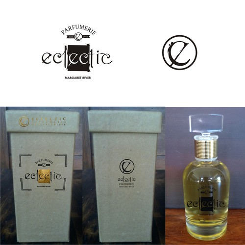 be creative and eclectic for our eclectic parfumerie