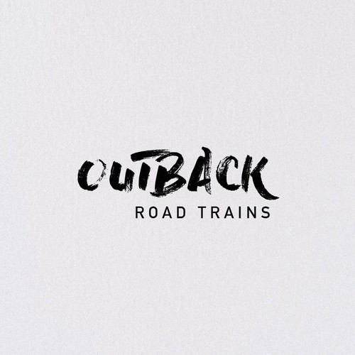 Outback. Road Trains.