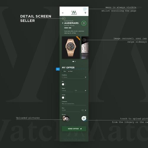 luxury watch app