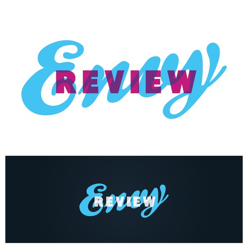 Logo Concept for a Online Review Service