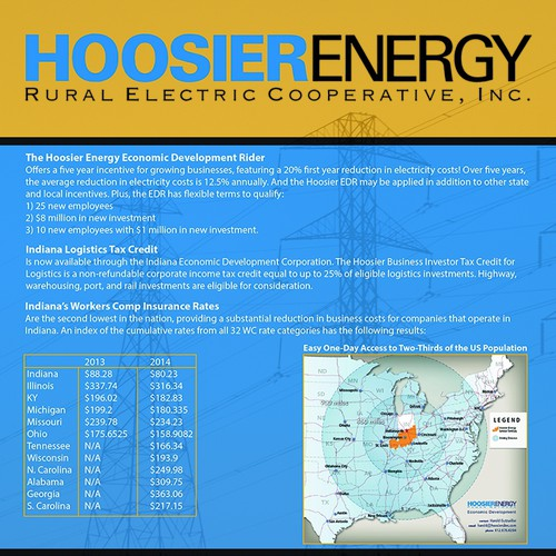 Hoosier Energy Economic Development Trip Material
