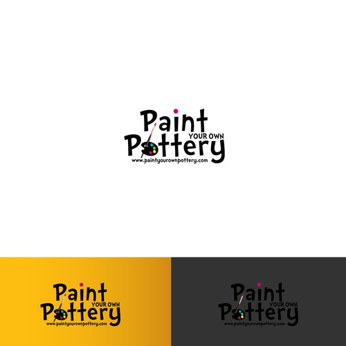 Design a Logo for the Pottery Painting Industry's National Ad Campaign