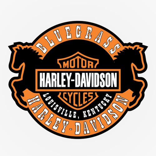 Help the new Bluegrass Harley-Davidson  find a new logo!