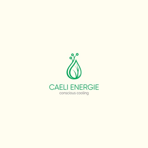 Logo Concept fo CAELI ENERGIE