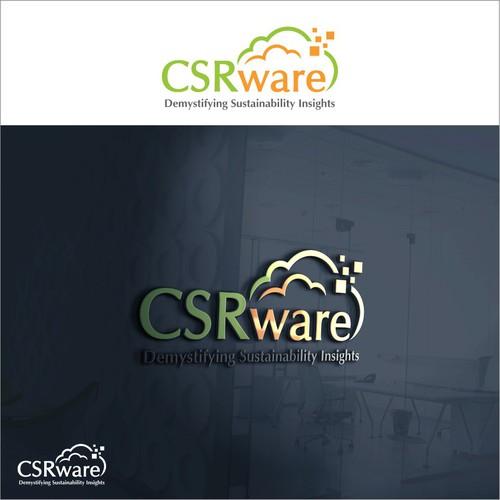 Design next-gen cloud based logo for CSRware