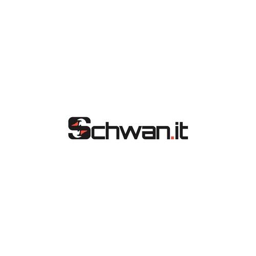 Information Technology Swan logo