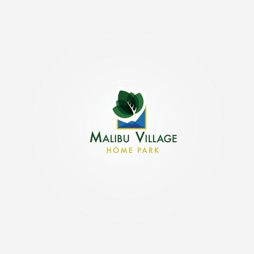 Mobile Home Park Logo