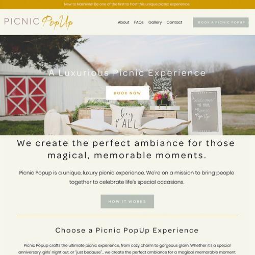 Picnic PopUo Design
