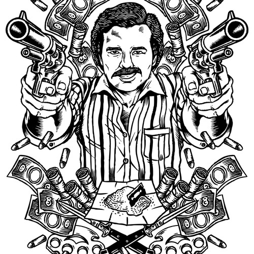 Mafia Portrait