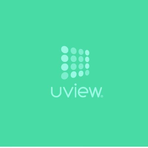 uview Logo Design