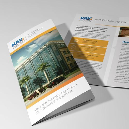 Trifold Brochure - Finance
