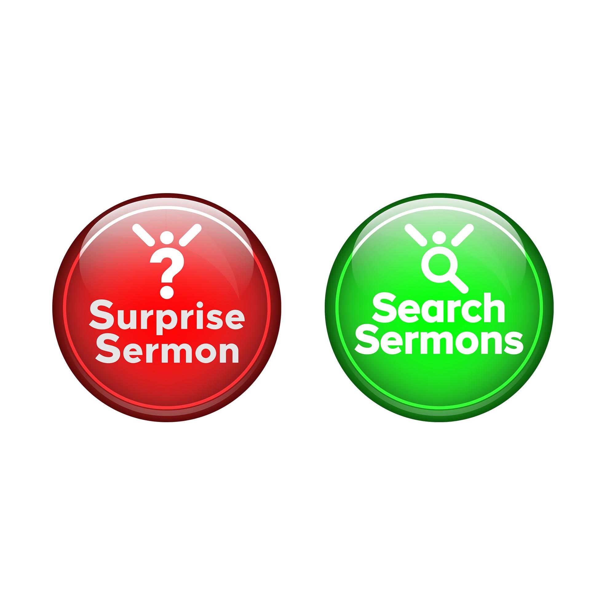 Surprise Sermon Web Buttons
