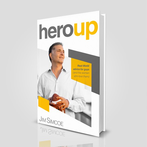 Book Cover for Hero Up