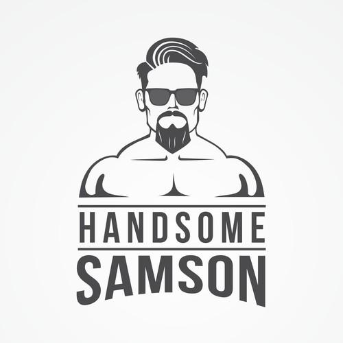 Logo for Handsome Samson